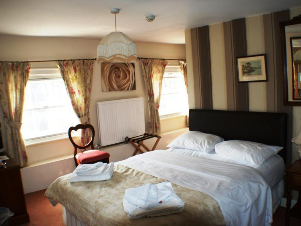 Double Room - Guestroom The Bank House Hotel