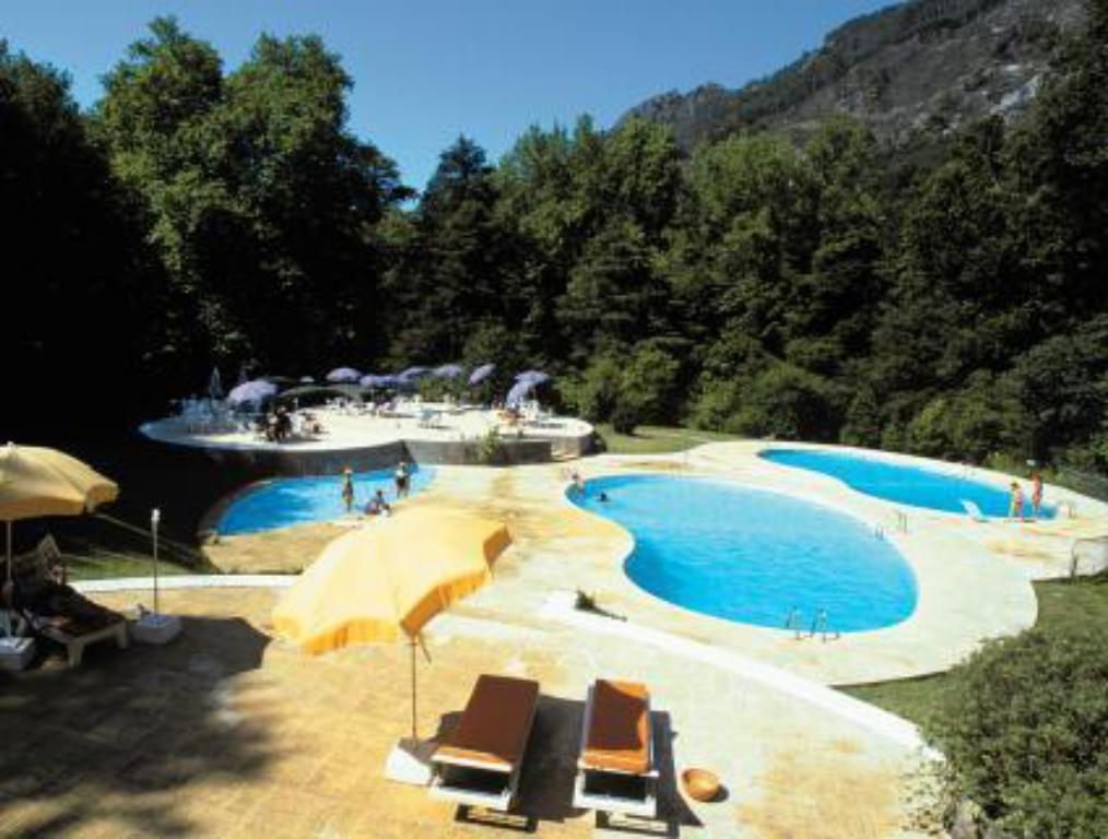 Piscina Águas do Gerês - Hotel, Termas & Spa
