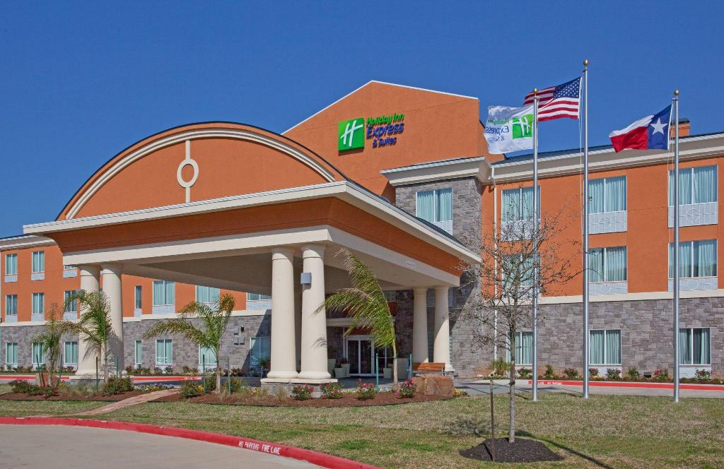 Holiday Inn Express Hotel Suites Clute Lake Jackson