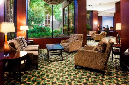 Hol Doubletree Houston Intercontinental Airport Hotel