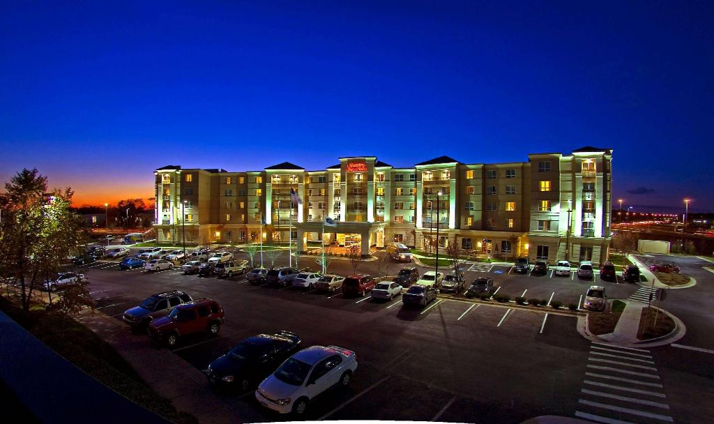 More about Hampton Inn And Suites Washington Dulles International Airport