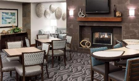 Lobby Homewood Suites by Hilton Phoenix North I 17