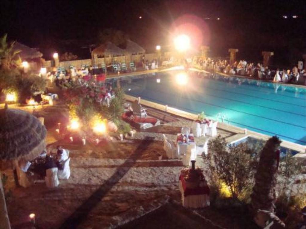 Swimmingpool Hotel Dakyanus