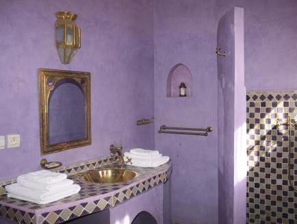Camera Riad Matrimoniale/Doppia con Letti Singoli (Riad Double or Twin Room)