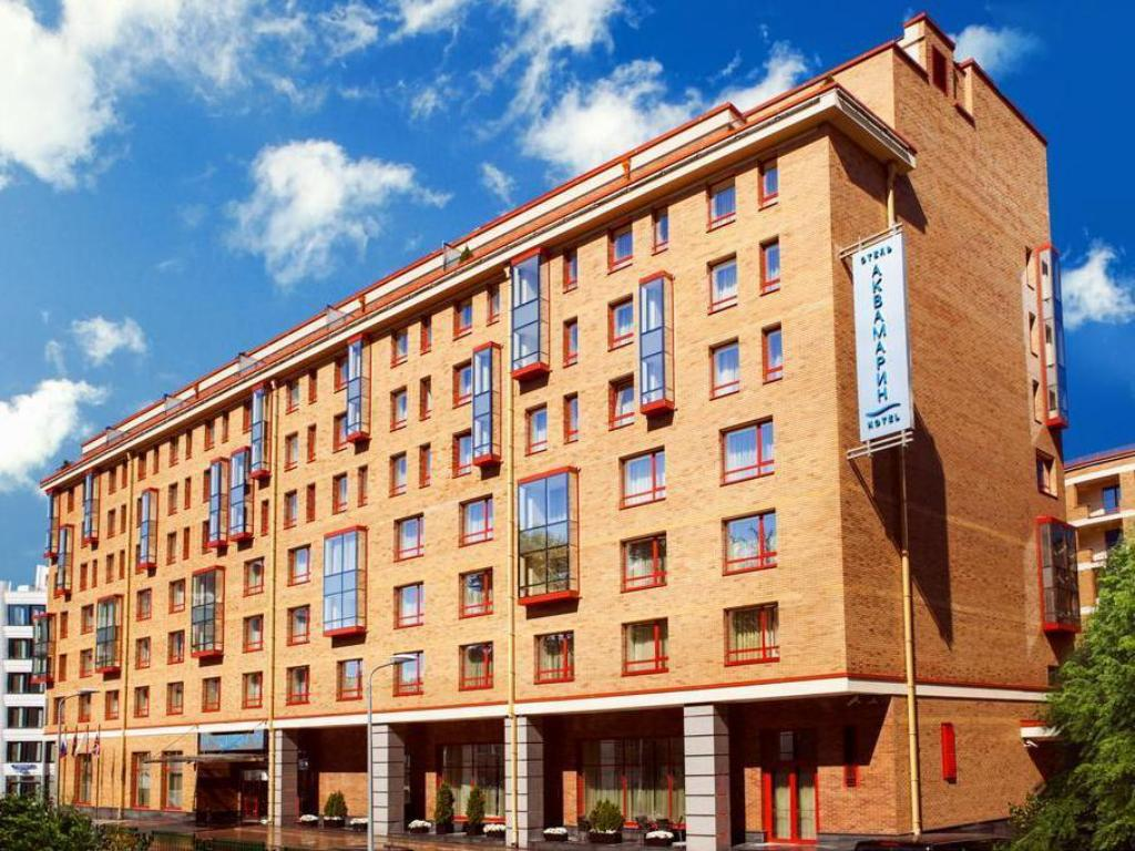 Aquamarine Hotel in Moscow - Room Deals, Photos & Reviews