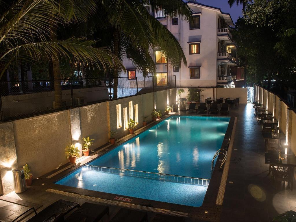 Hotel Calangute Tower in Goa - Room Deals, Photos & Reviews