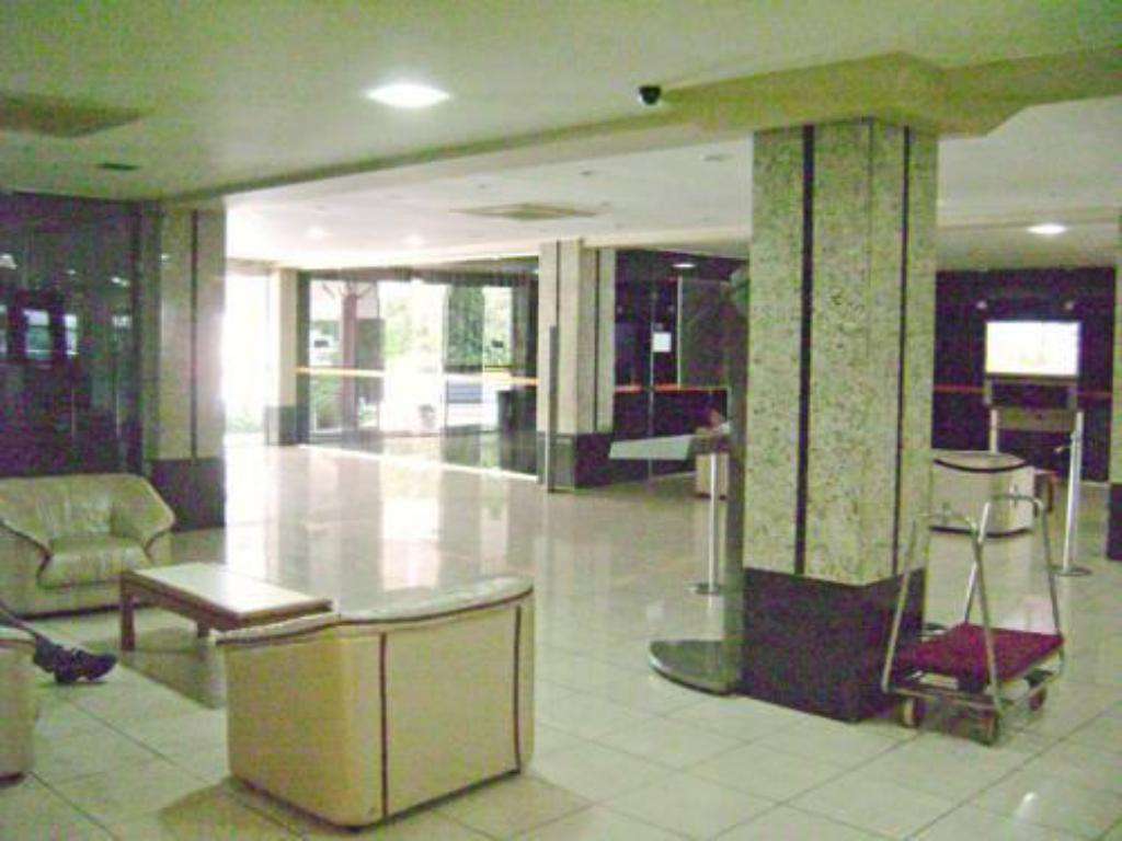 Lobby Bay Park Hotel Resort