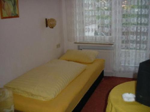 Vienvietīgs numurs ar balkonu (Single Room with Balcony)