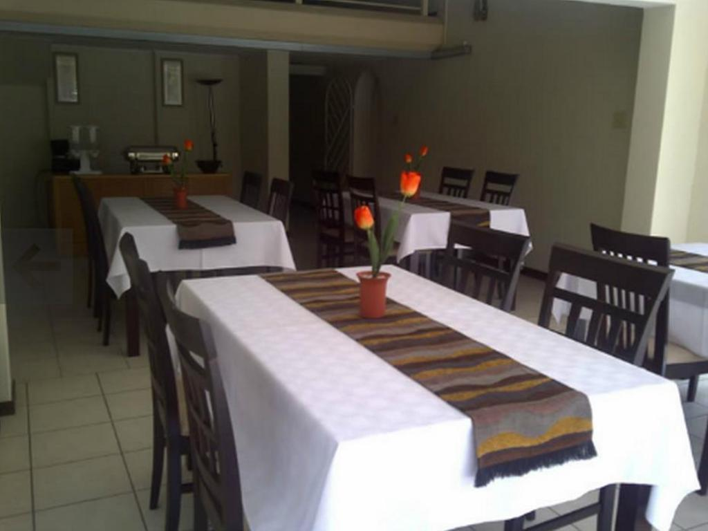 Interior view Shaka Guest House