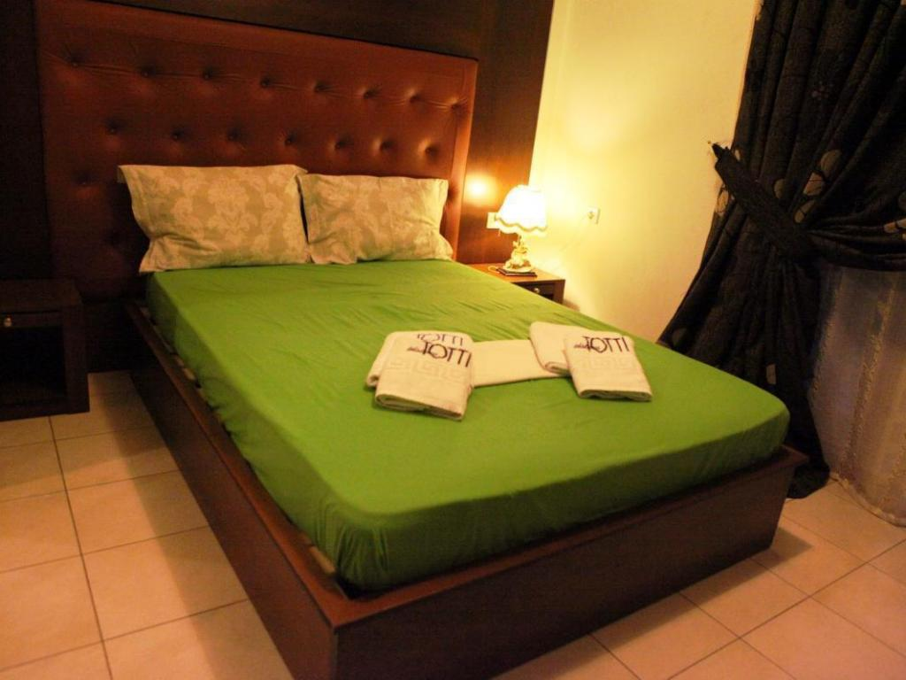 Bilik Double Toti Boutique Rooms