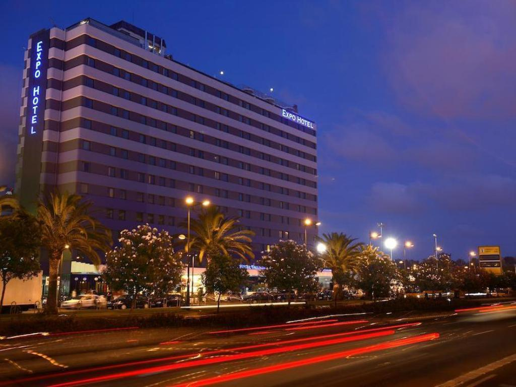 More About Expo Hotel Valencia