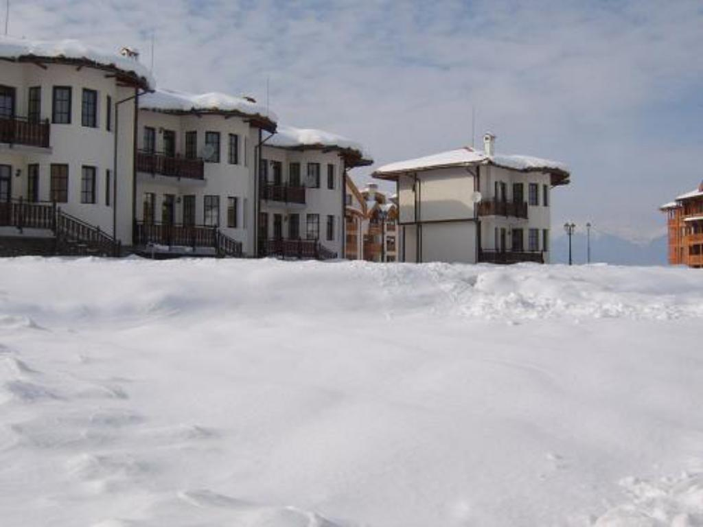 Vista Exterior Bansko Castle Lodge Villas