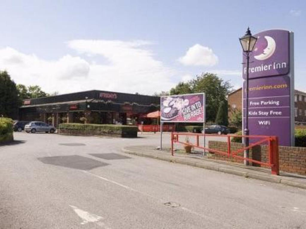 Restaurante Premier Inn Watford North