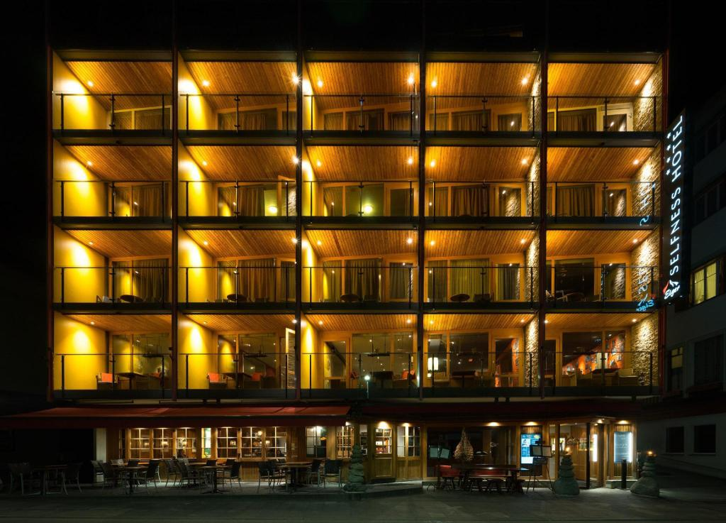 More about Hotel Eiger