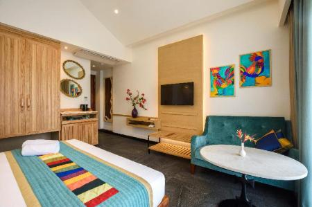 Superior Double Room - Guestroom Beleza By The Beach Resort