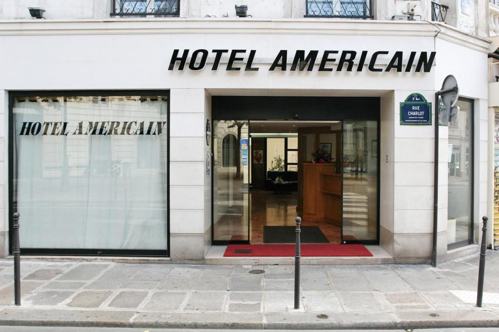More about Hotel Americain