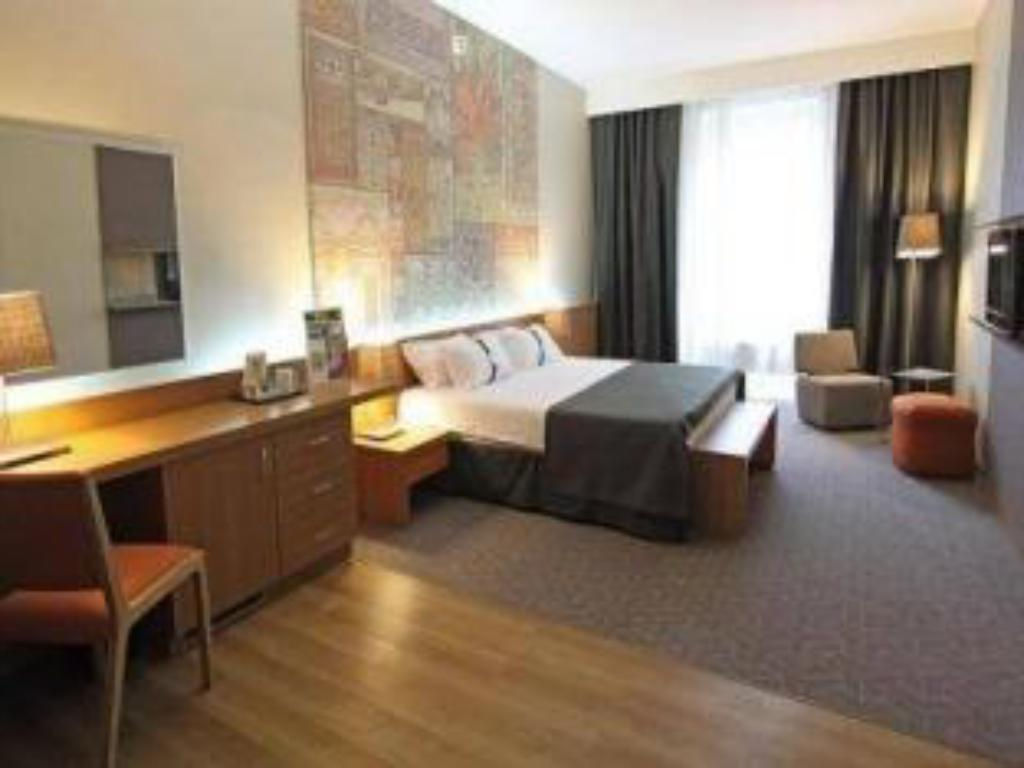 Standarta Holiday Inn Moscow Tagansky (Holiday Inn Moscow Simonovsky)