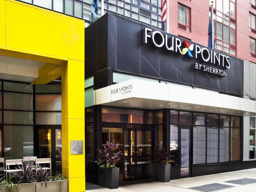 Four Points by Sheraton Midtown - Times Square | New York OFFRES ...
