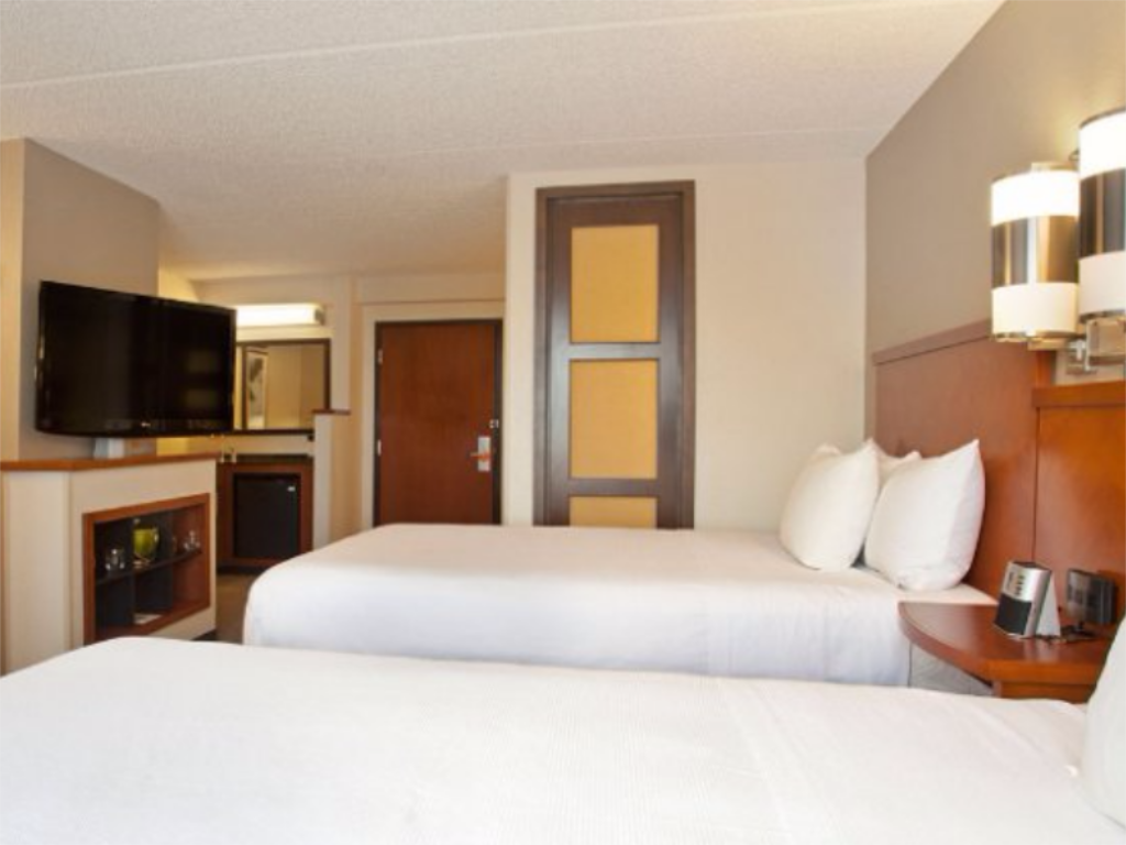 King Room with Sofa Bed - High Floor Hyatt Place Orlando Universal