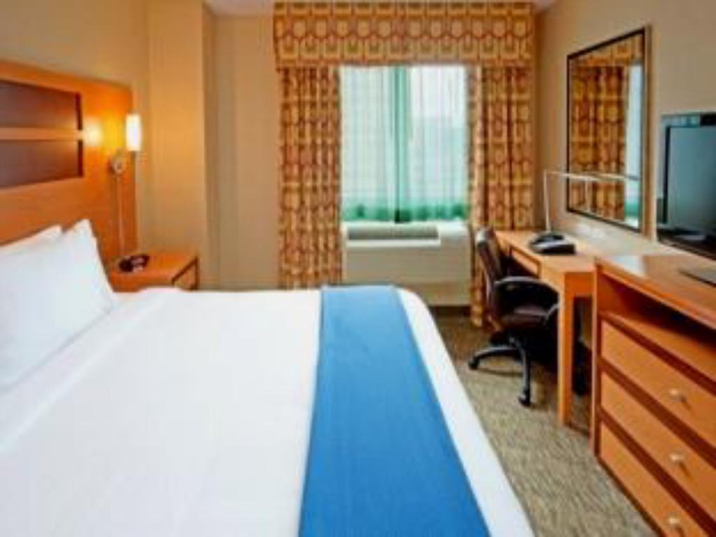 1 Bedroom Hearing Accessible Roll In Shower Non-Smoking Holiday Inn Express - Times Square