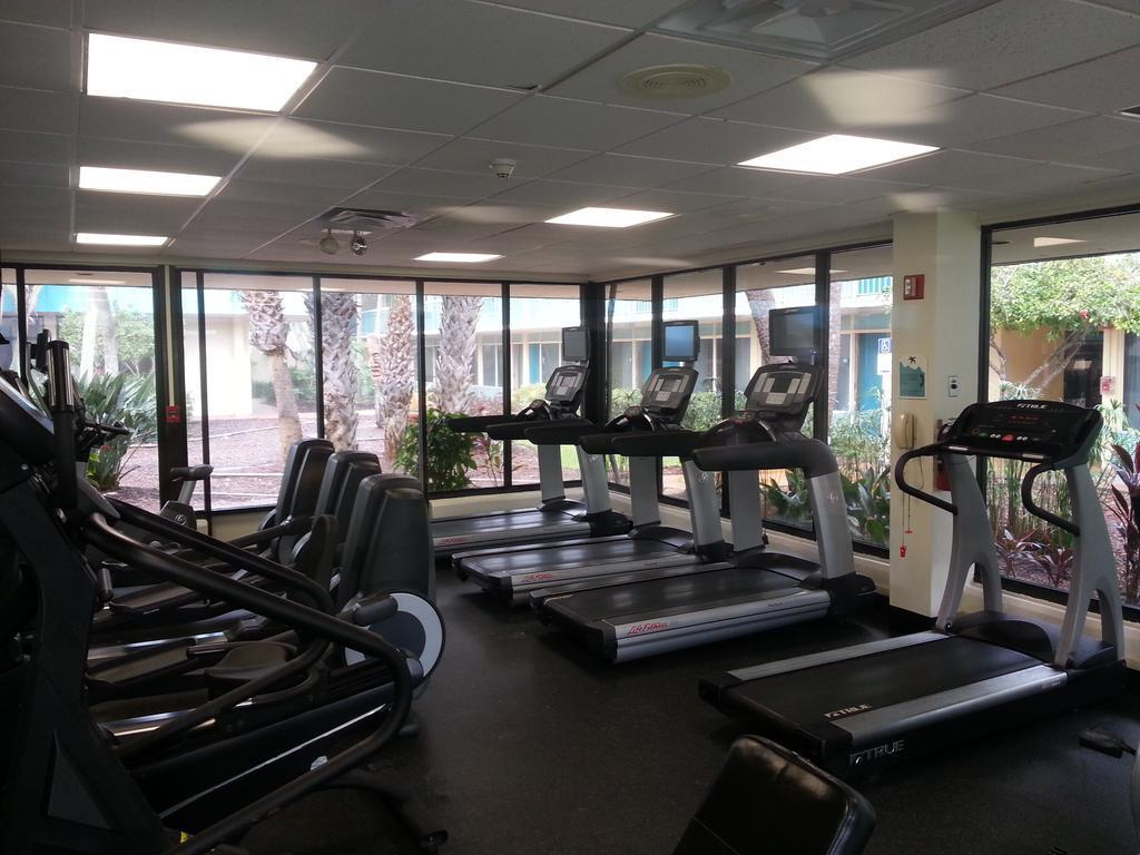Fitness center International Palms Oceanfront Cocoa Beach Resort