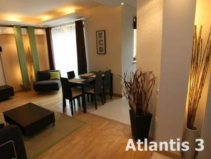 Apartamento com 2 Quartos (Atlantis 3) (Two-Bedroom Apartment (Atlantis 3))
