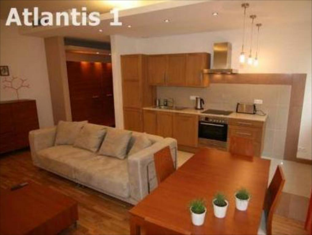 Apartamento com 1 Quarto (Atlantis 1) Hamilton Suites-Atlantis Apartments