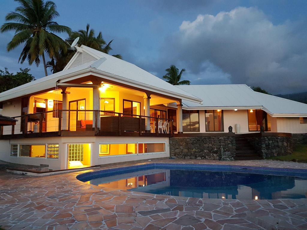Villa Te Tavake by Tahiti Homes in French Polynesia - Room