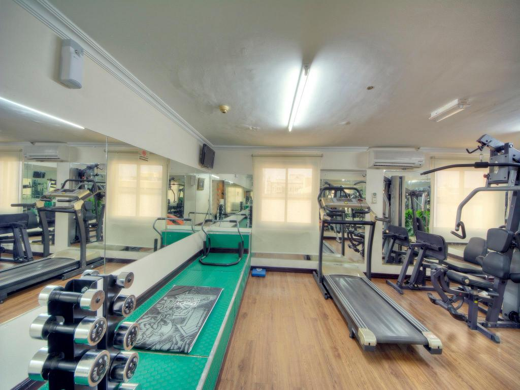 Fitness center Nihal Residency