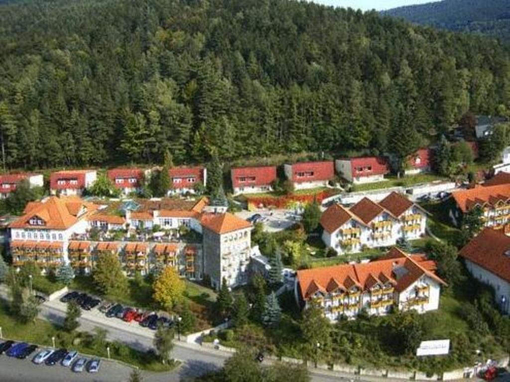 burghotel am hohen bogen im bayerischen wald