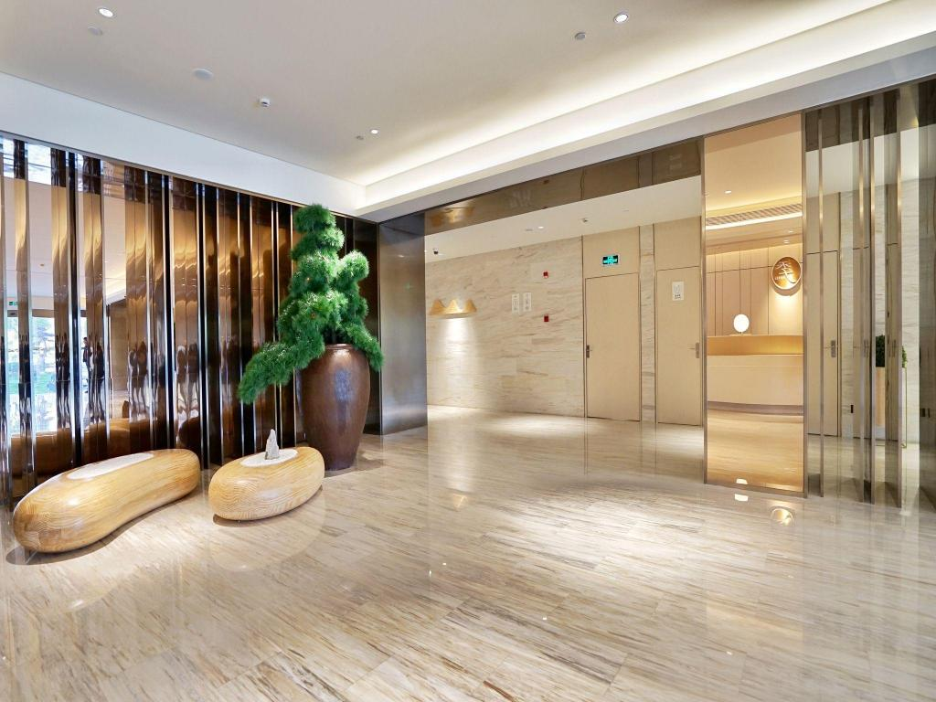 Lobby JI Hotel Shanghai Hongqiao National Convention Center Xujing