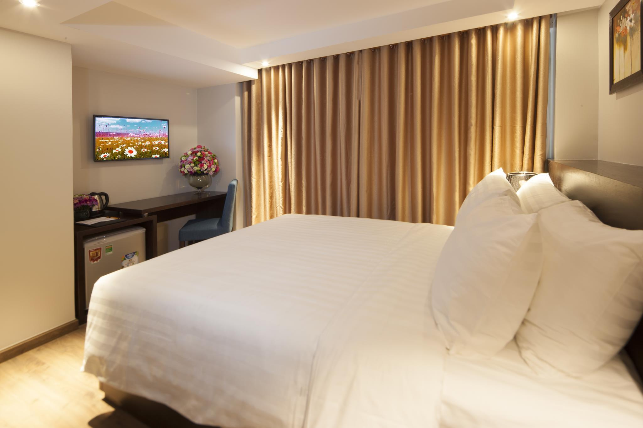 Luxury Double Or Twin Beds