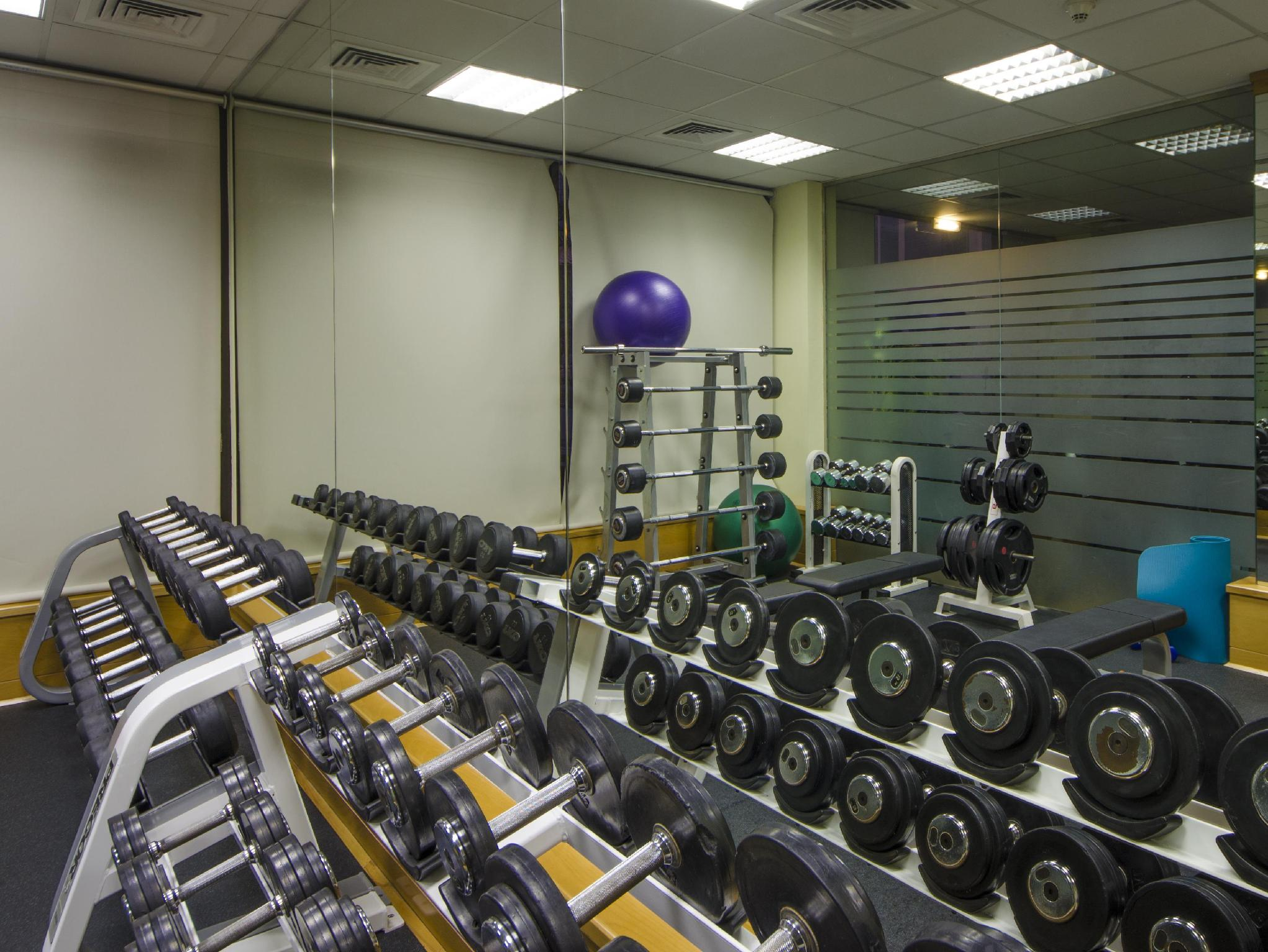 Fitness Center The Apartments  Dubai World Trade Centre Hotel Apartments