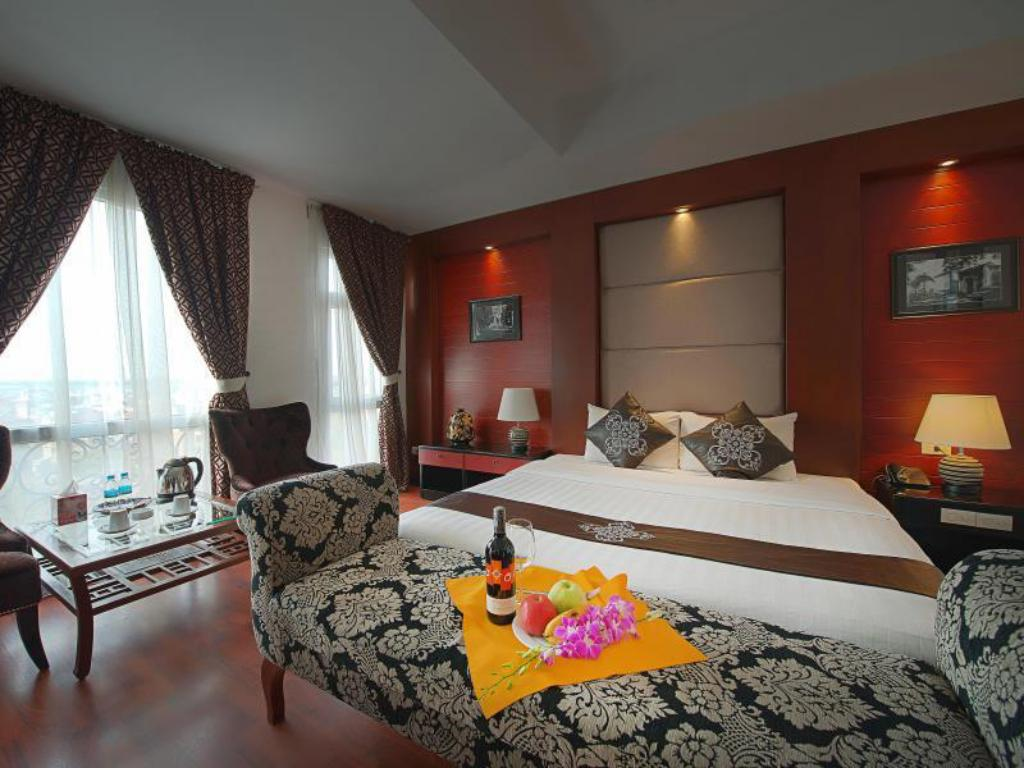 Suite Familiale - Chambre Hanoi Antique Legend Hotel