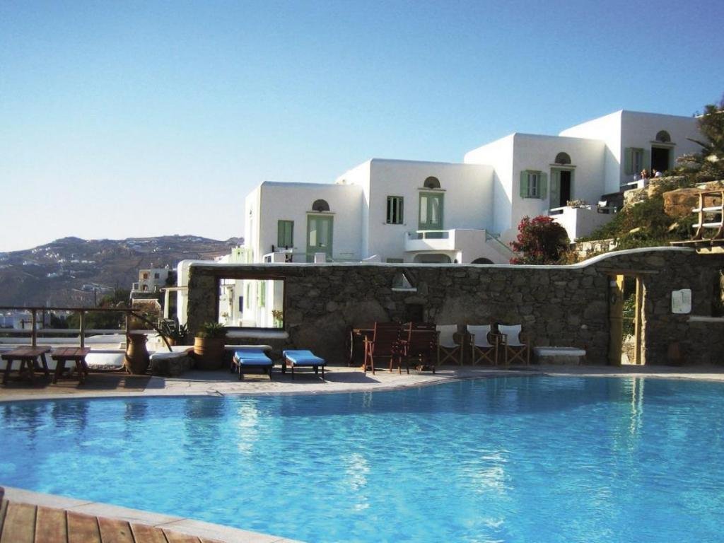 mykonos view hotel in greece room deals photos reviews. Black Bedroom Furniture Sets. Home Design Ideas