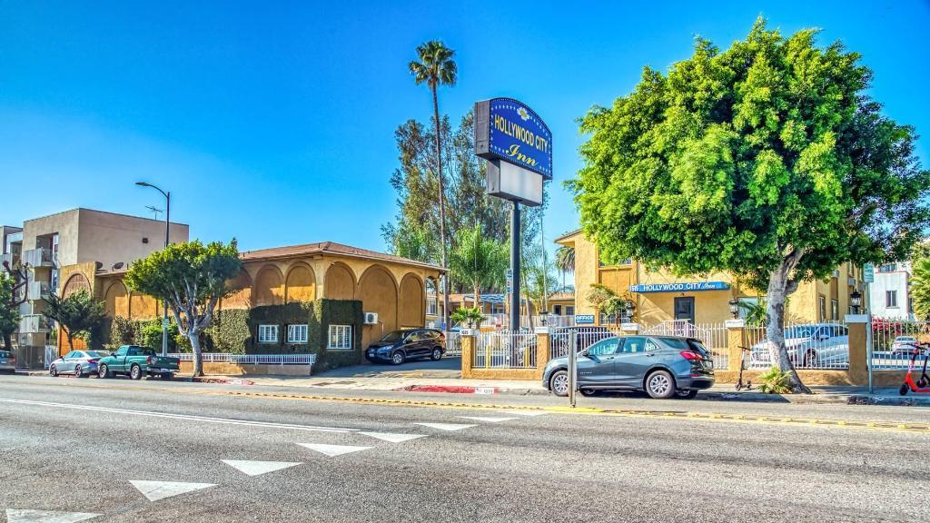 ฮอลลีวูดซิตี้อินน์   ลอสแองเจลิส (CA) 2021 โปรอัปเดตใหม่ ฿3033 -  ดูรูปที่พัก + รีวิวที่พัก