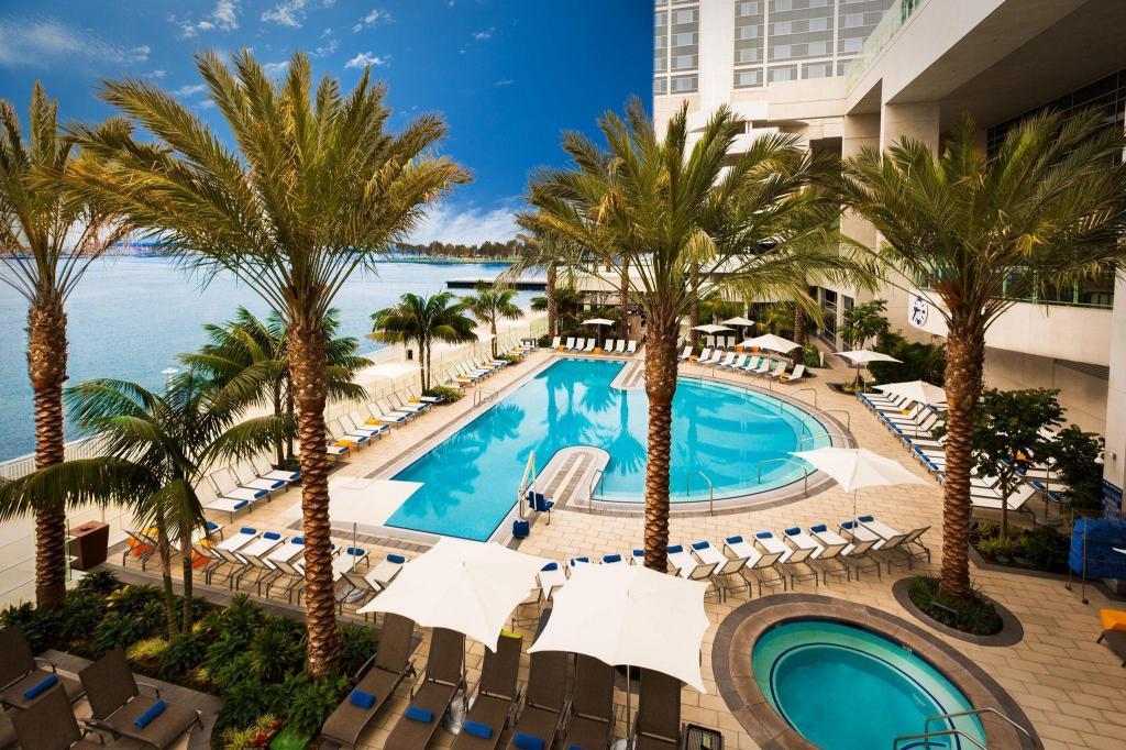 Hotels In San Diego >> Hilton San Diego Bayfront Hotel Resort San Diego Ca Deals