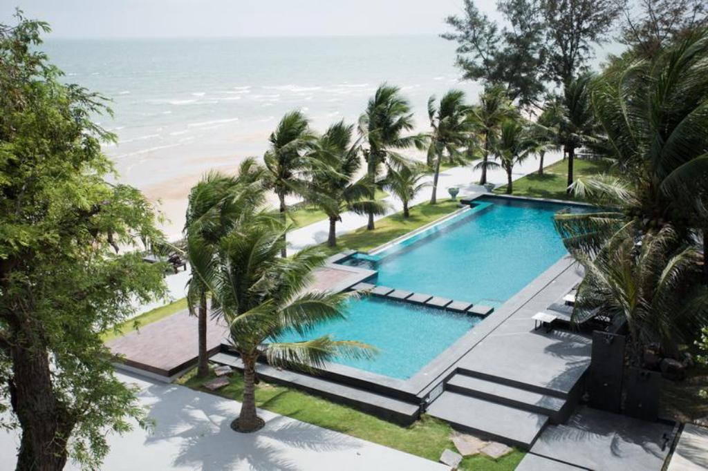 piscine (enfants) Siambeach Hua Hin Resort
