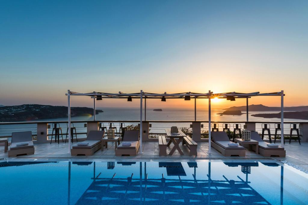 Grand View Hotel In Santorini Room Deals Photos Reviews