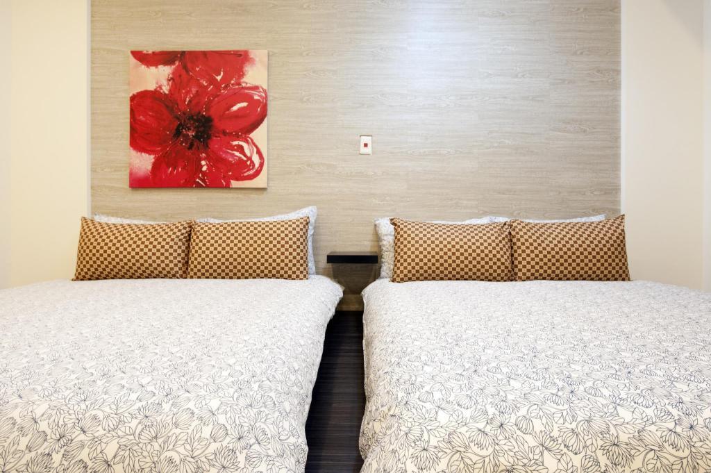 Book o2 hotel ximen branch in taipei taiwan 2018 promos for Design hotel ximen