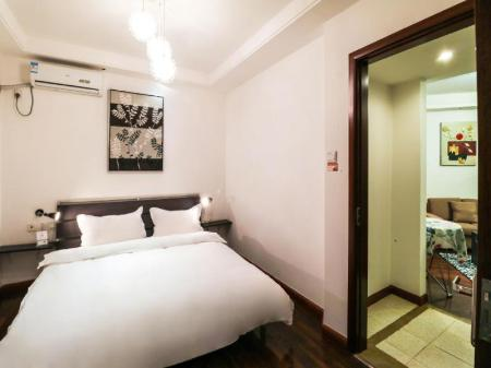 River View King - Guestroom Chongqing No.1 Apartment Datang Nuoya