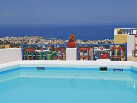 Swimming pool Korifi Suites Collection (Adults)