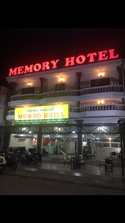 More about Memory Hotel