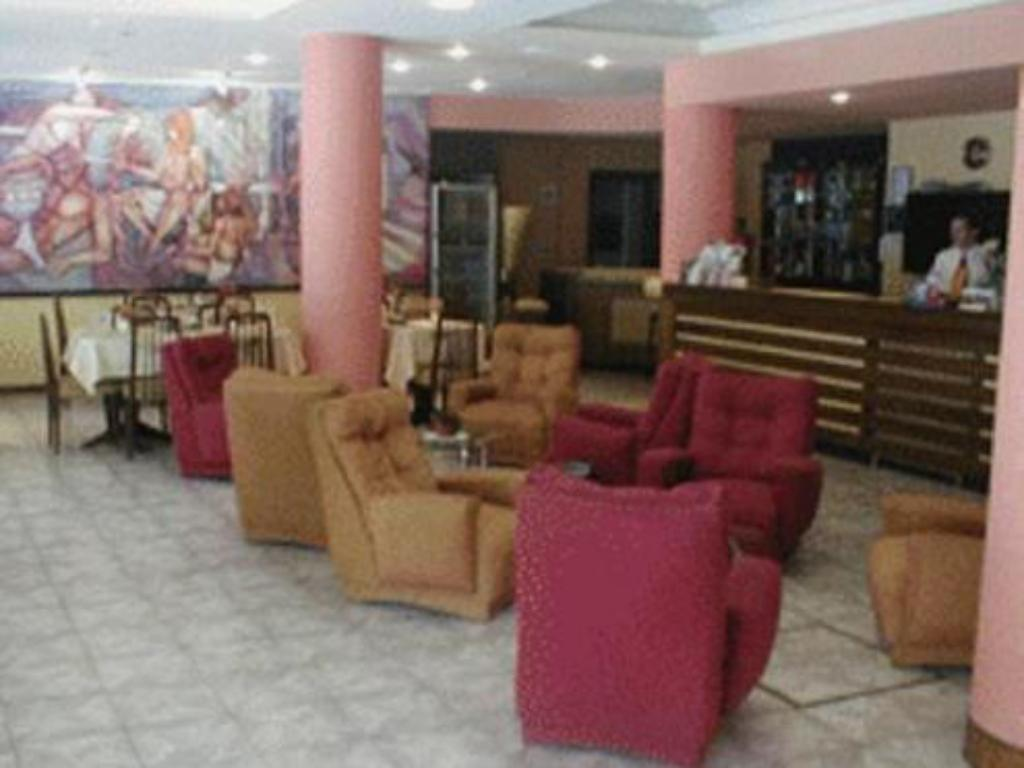 Foyer Hotel Catedral