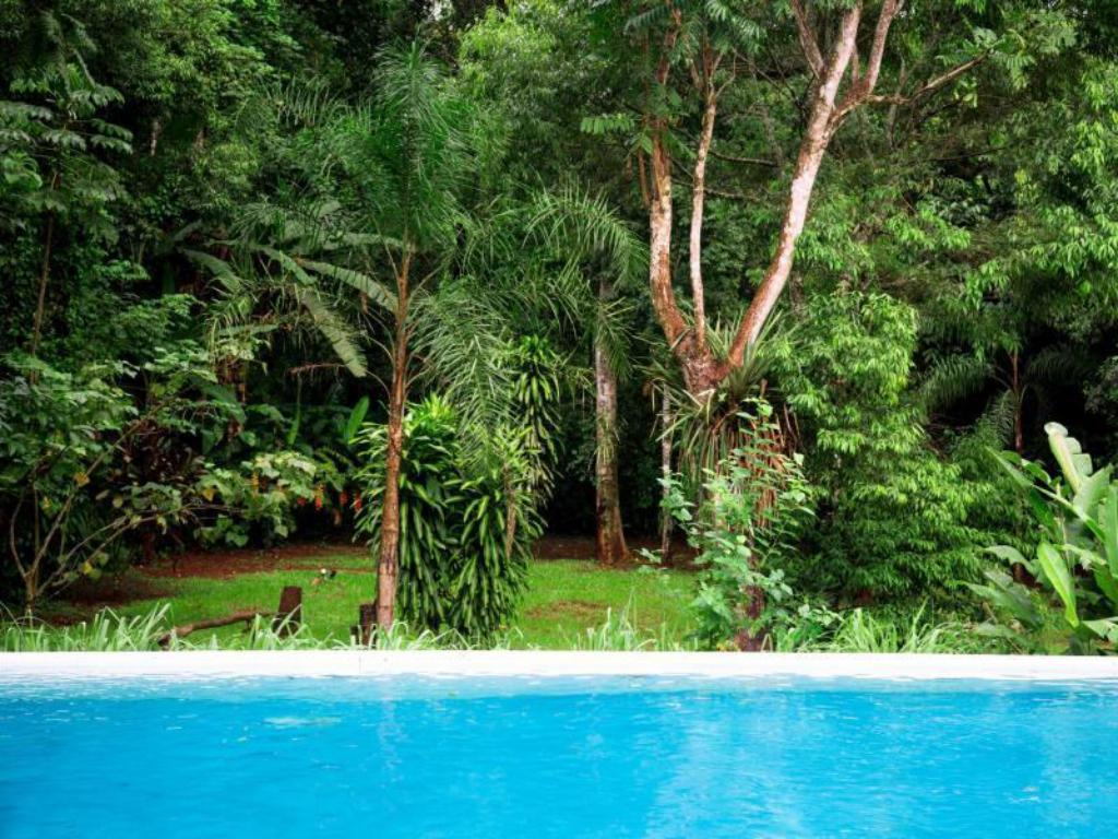 Swimming pool La Cantera Jungle Lodge Iguazu Hotel