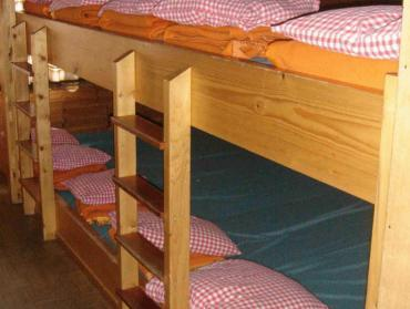 Einzelbett in gemischtem Schlafsaal (Single Bed in Mixed Dormitory Room)
