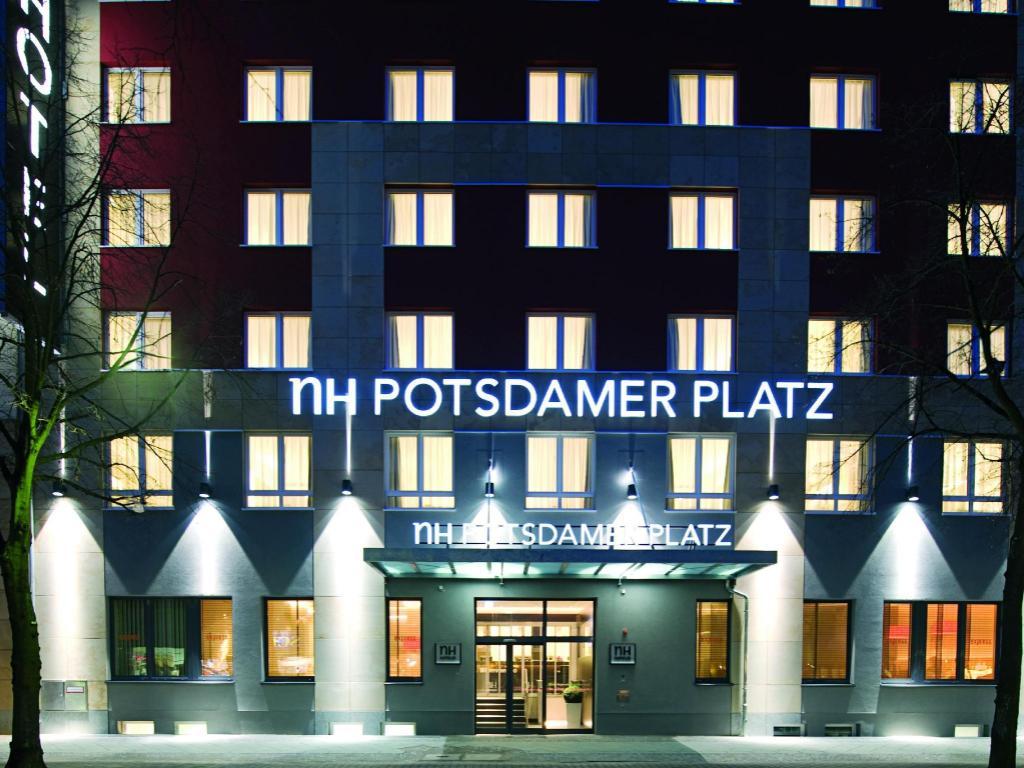 Nh Berlin Potsdamer Platz Hotel Deals Photos Reviews