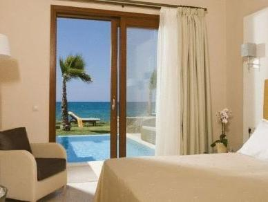 Suite mit Meerblick und privatem Pool (Suite with Sea View and Private Pool)