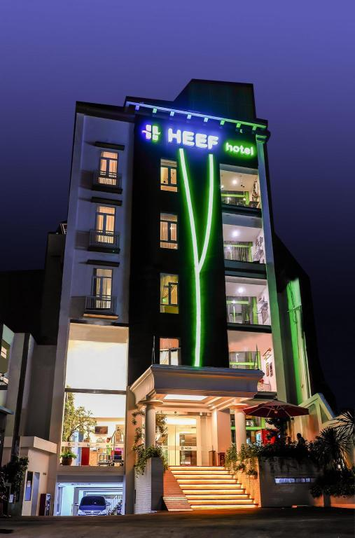 More about Heef Hotel