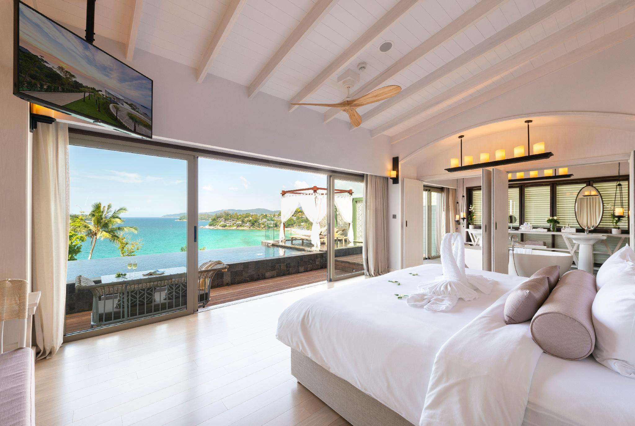 Seaview Pool Villa Romance
